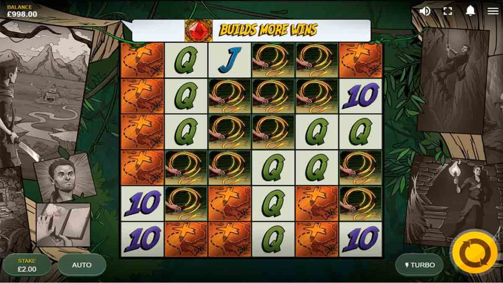 Play For Free Jackpot Quest Slot