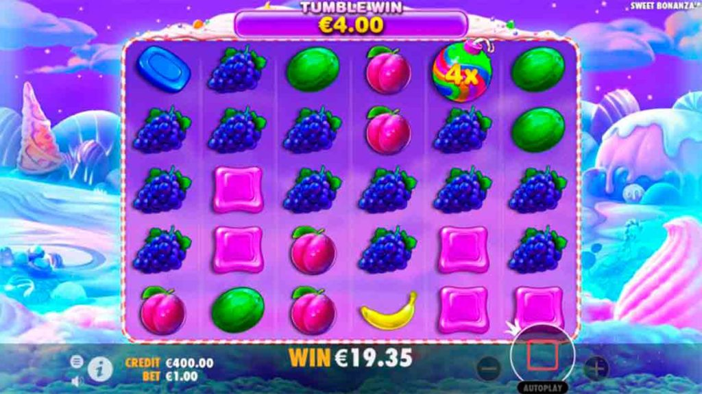 Play For Free Sweet Bonanza Slot