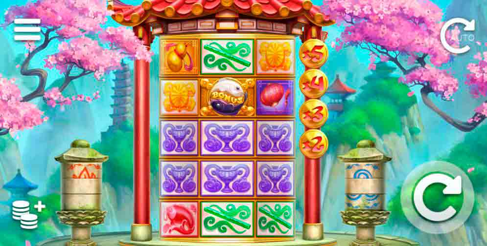 Play For Free Chi Slot