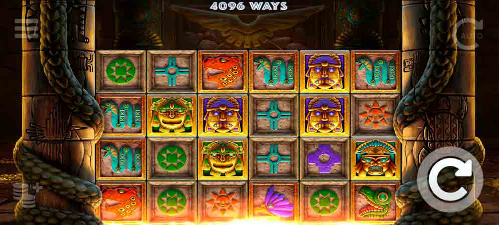 Play for free ecuador gold slot