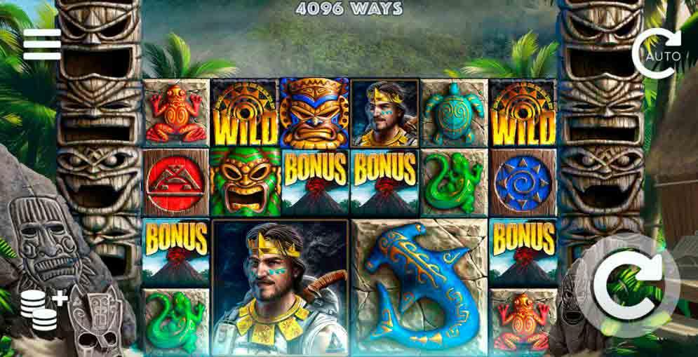 Play for free Tahiti Gold slot