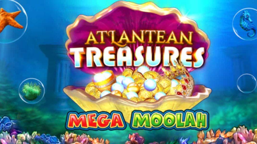 Atlantean Treasures Mega Moolah