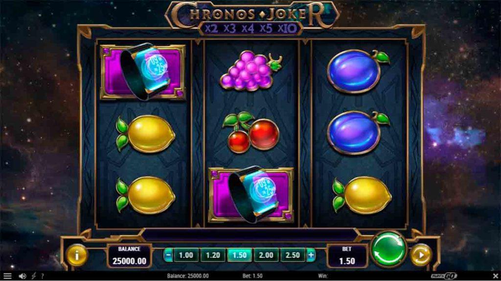 Play Free Chronos Joker Slot