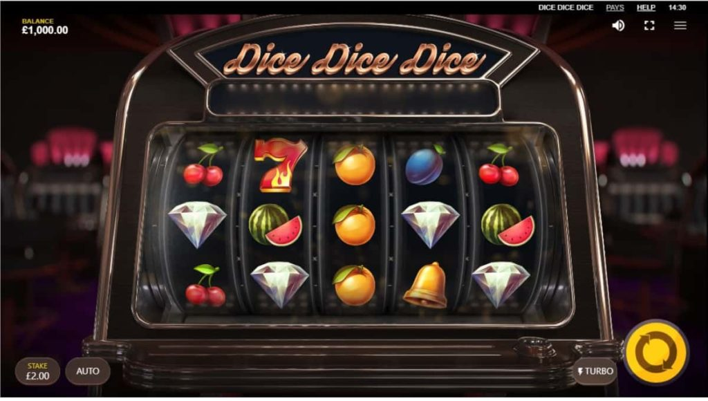 Play Free Dice Dice Dice Slot