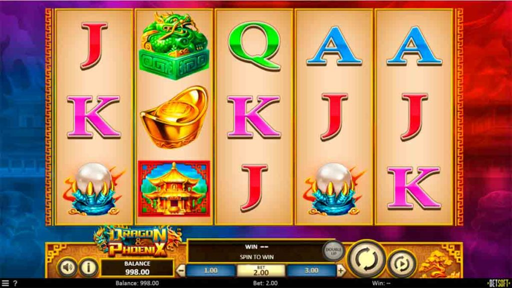 Play Free Dragon & Phoenix Slot