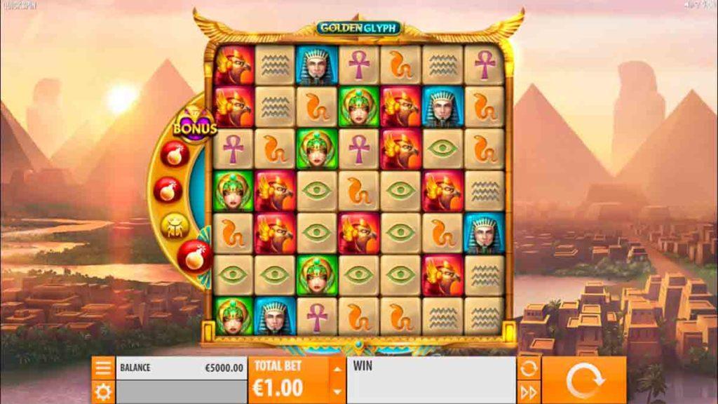 Play Free Golden Glyph Slot