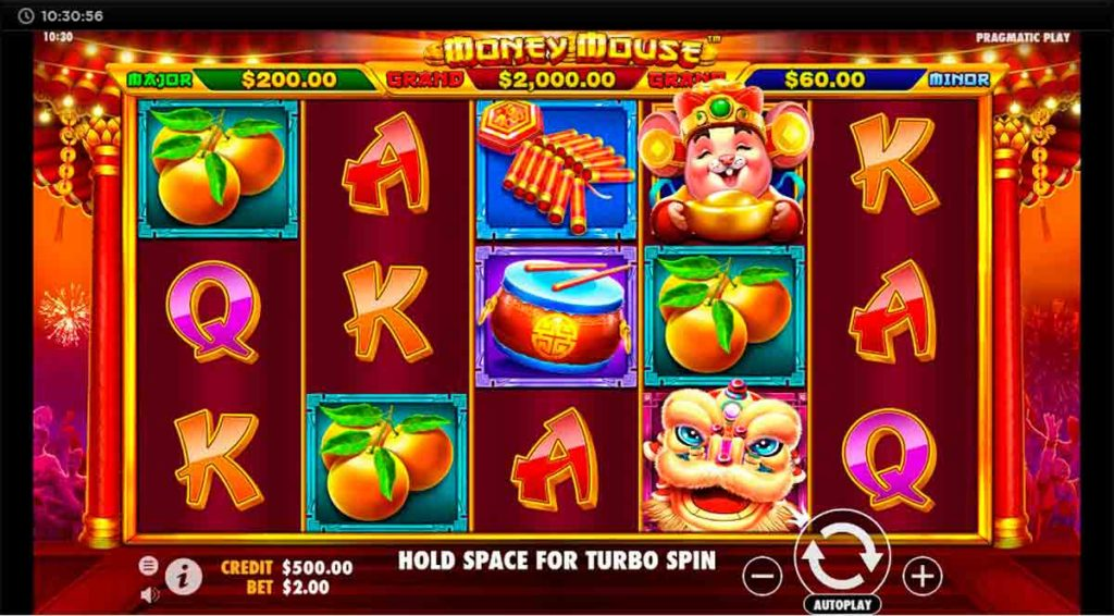 Play Free Money Mouse Slot