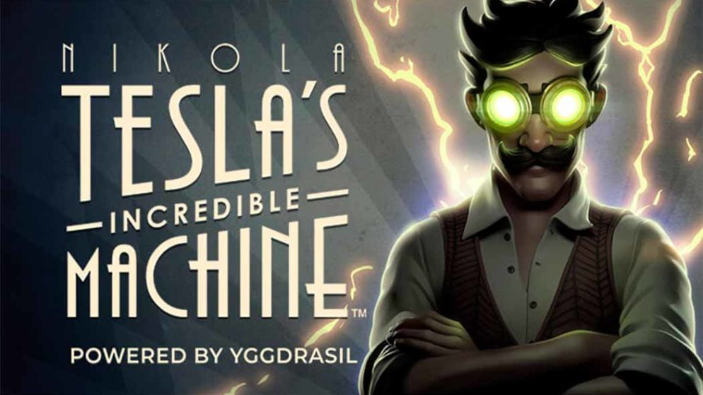 Spiele Nikola TeslaS Incredible Machine - Video Slots Online