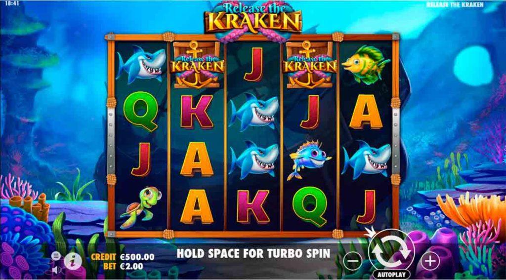 Play Free Release the Kraken Slot