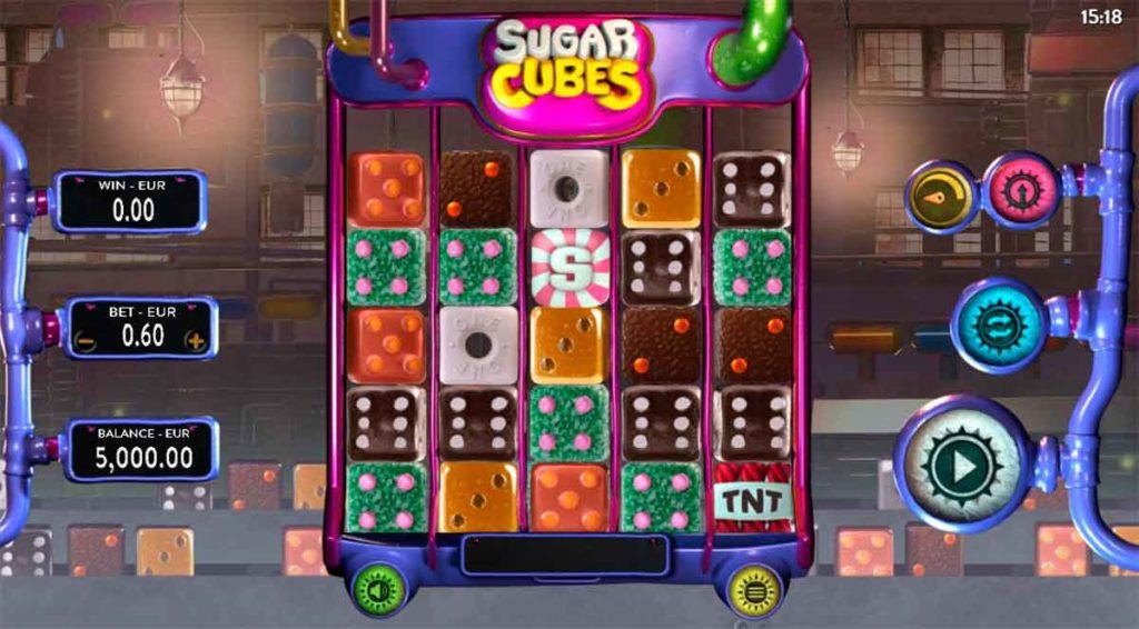 Play Free Sugar Cubes Slot