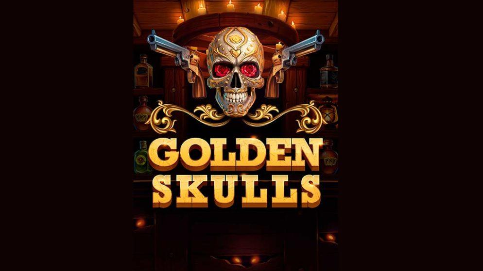 Golden Skulls