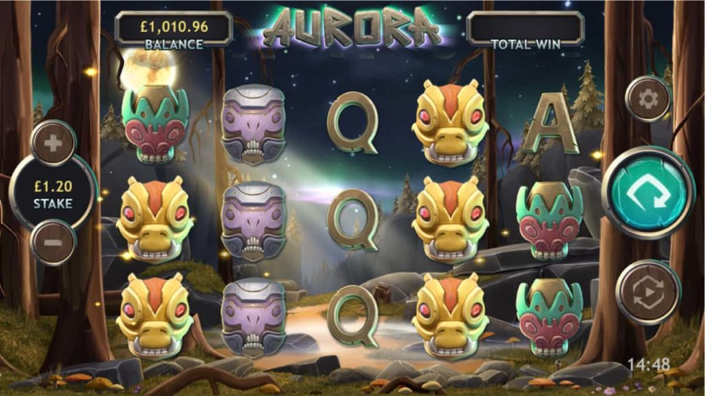 Play Free Aurora Slot