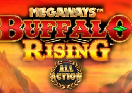 Buffalo Rising Megaways: All Action