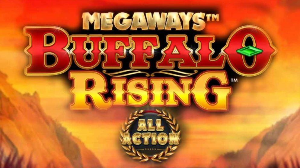 Buffalo Rising Megaways: All Action