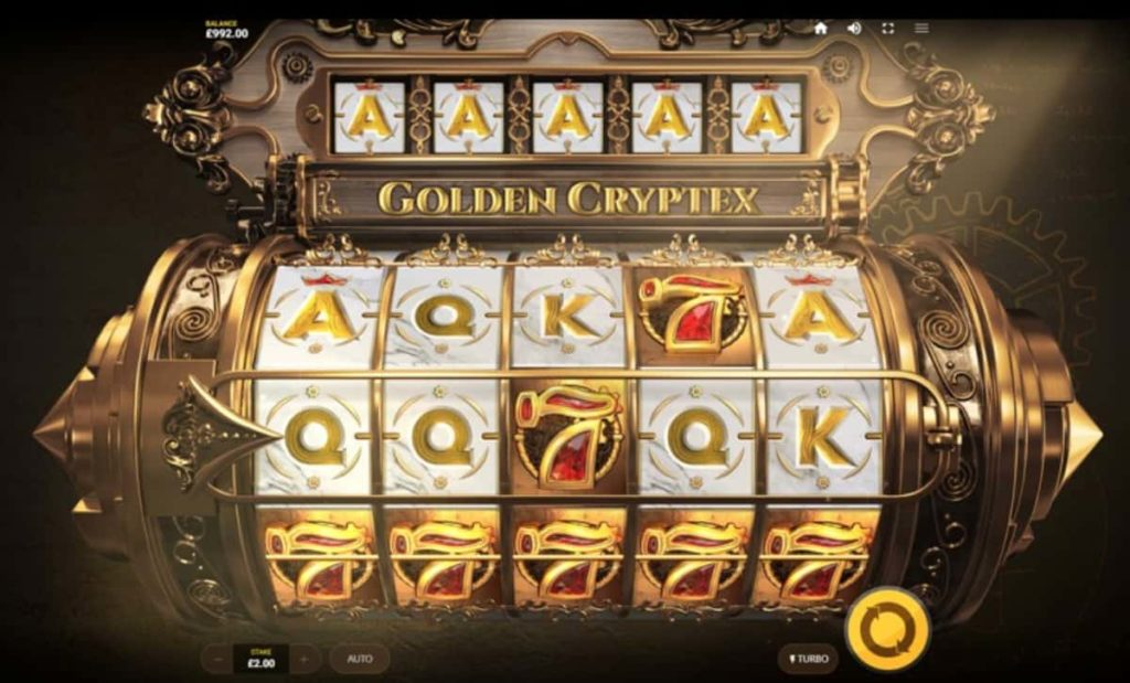 Play Free Golden Cryptex Slot