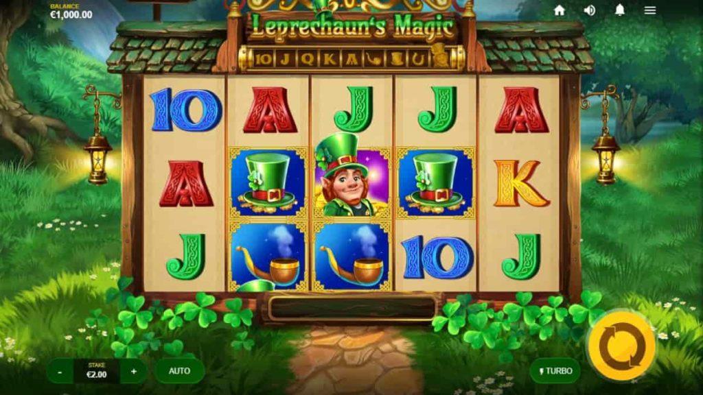 Play Free Leprechaun's Magic Slot