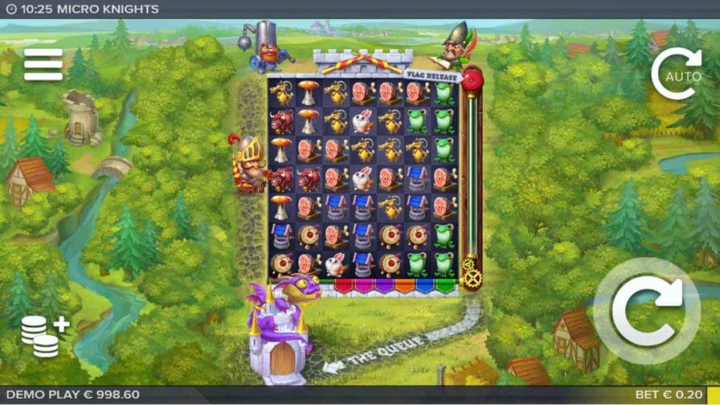 Play Free Micro Knights Slot