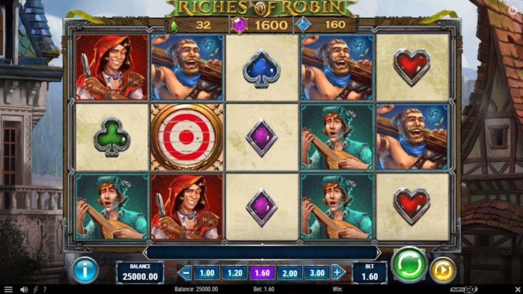 Play Free Riches of Robin Slot