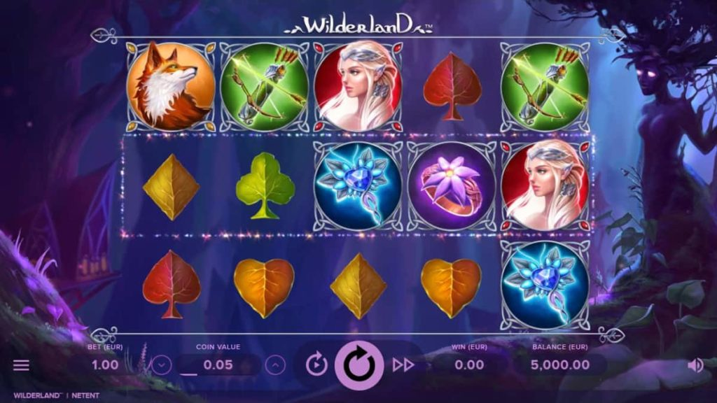Play Free Wilderland Slot