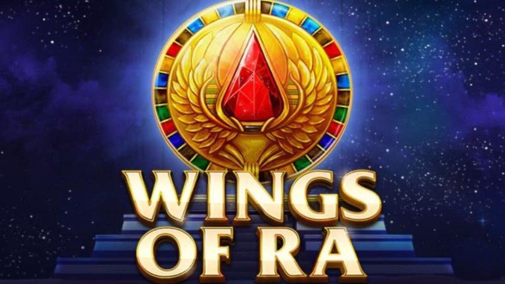 WINGS OF RA (КРЫЛЬЯ РА) — ИГРОВОЙ АВТОМАТ, ИГРАТЬ В СЛОТ БЕСПЛАТНО, БЕЗ РЕГИСТРАЦИИ