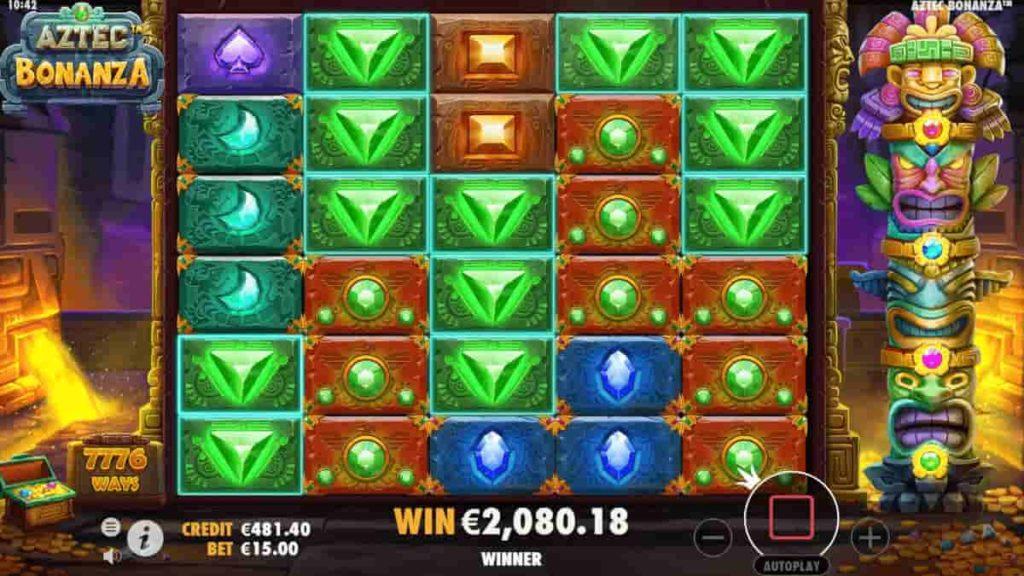 Play Free Aztec Bonanza Slot