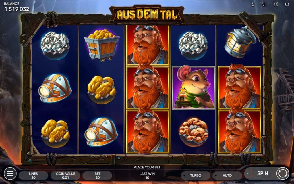Play Free Aus Dem Tal Slot