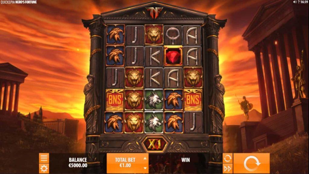 Play Free Nero's Fortune Slot