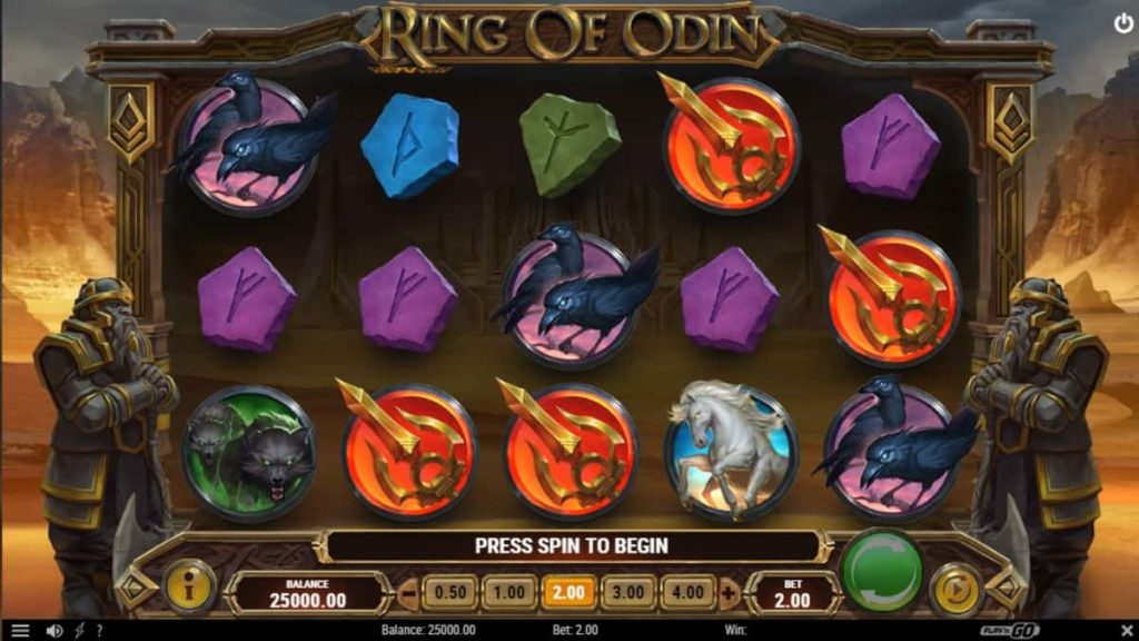 Play Free Ring of Odin Slot