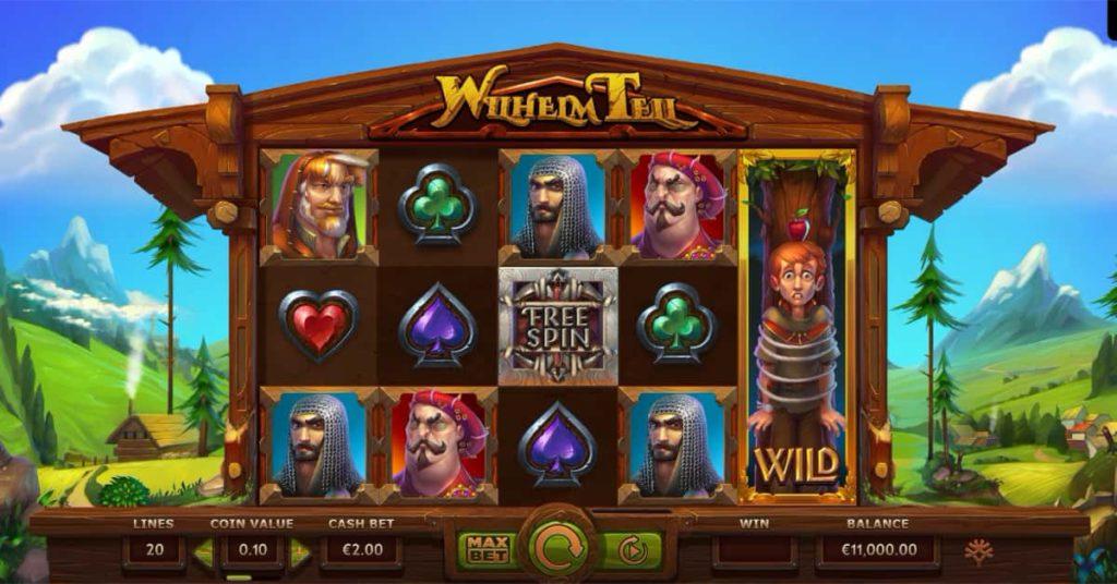 Play Free Wilhelm Tell Slot