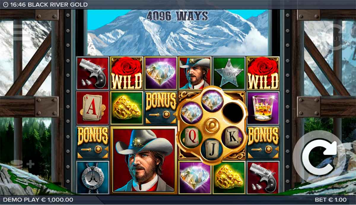 Play Free Black River Gold Slot