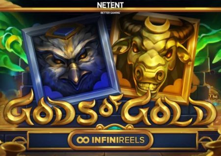 Gods of Gold INFINIREELS