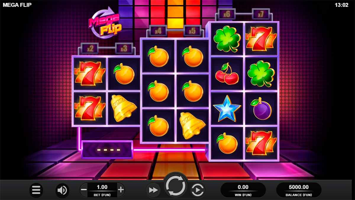 Play Free Mega Flip Slot
