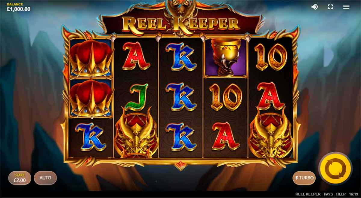 Play Free Reel Keeper Slot