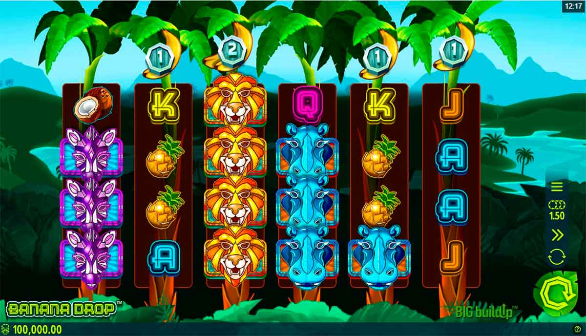 Play Free Banana Drop Slot