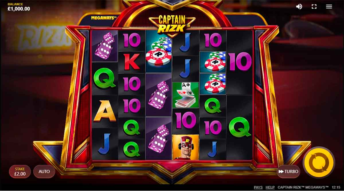 Play Free Captain Rizk Megaways Slot