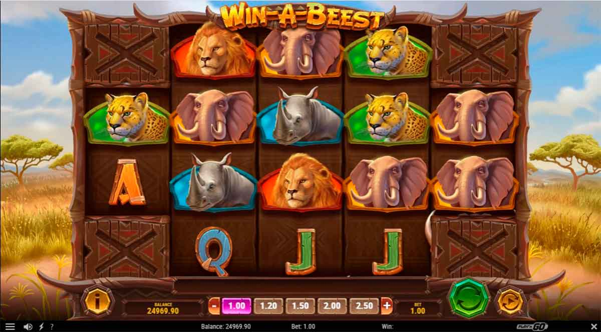 Play Free Win-A-Beest Slot